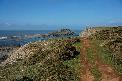 Worms Head, Rhossili, Gower